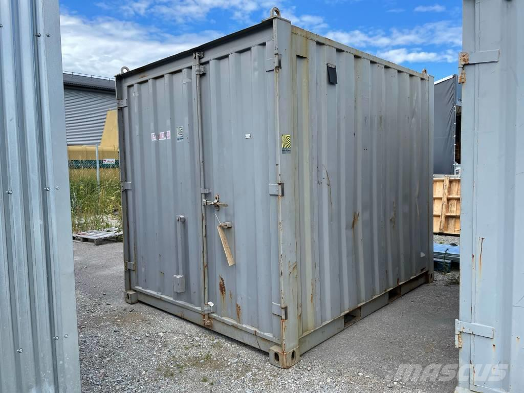 [Other] Container 10 fot förråd