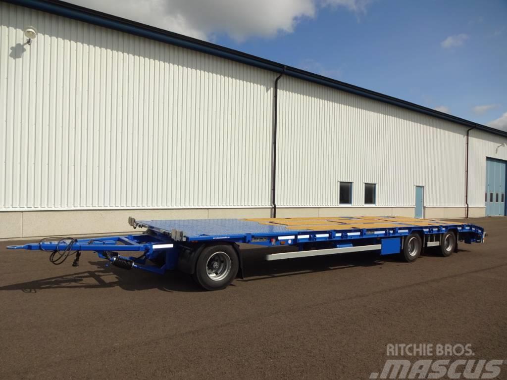 Goldhofer Maskin/Bodsläp Omg leverans Tup-3L22/80