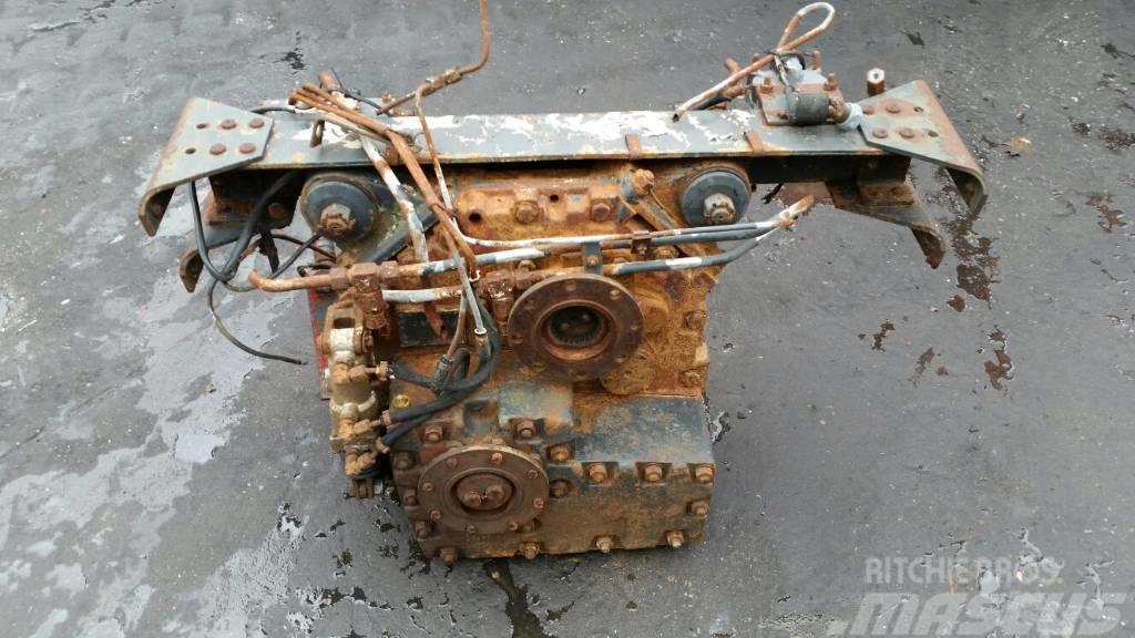 Mercedes-Benz 1619, Växellådor