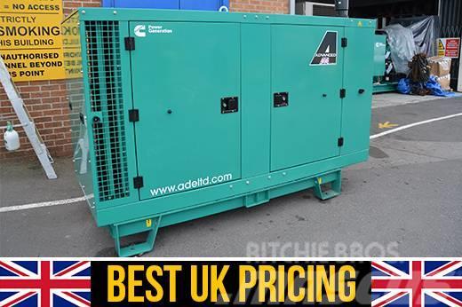 Cummins 66 kVA C66 D5 Silent Diesel Generator / Genset