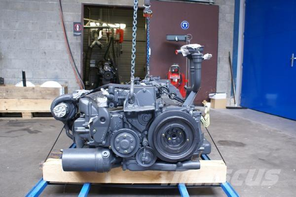 Mercedes-Benz OM 447 HLA, 2012, Motorer