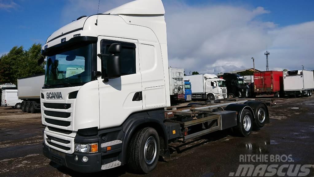 Scania R450LB6X2*4HNB EURO 6
