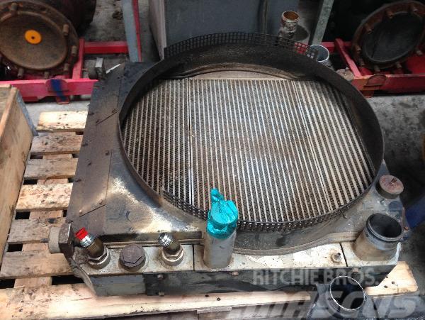 Valmet 860.1 radiator / coolers
