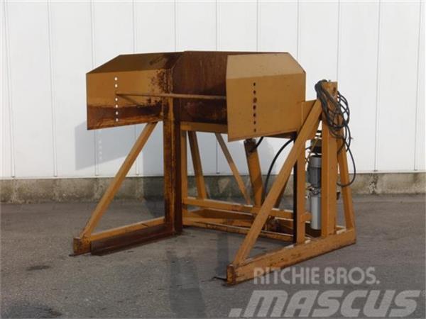 Javo kistenkantelaar 120 cm kisten Duijndam Machines