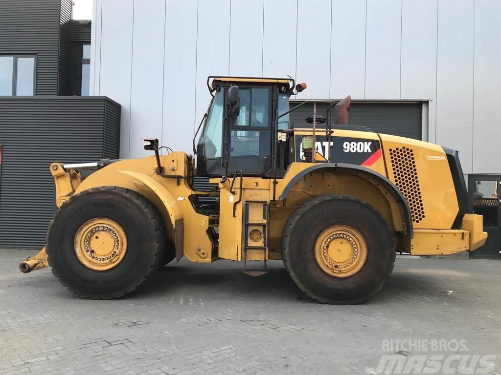 Caterpillar 980K (Year: 2014)