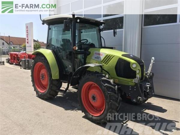 claas atos 340 occasion - tracteur claas atos 340  u00e0 vendre