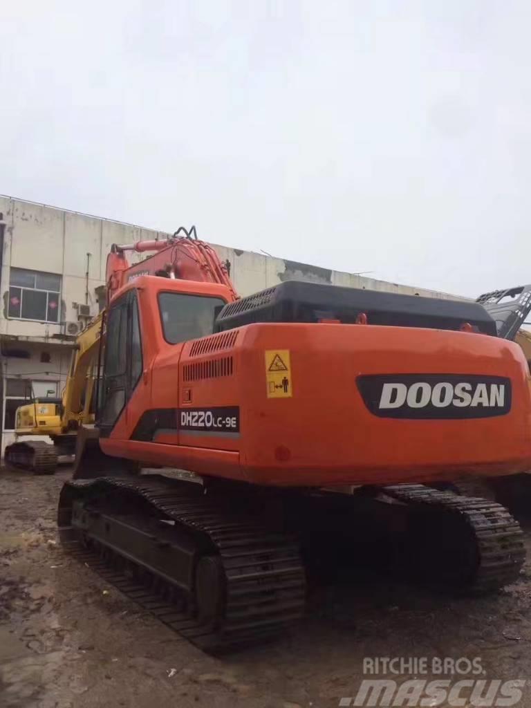 Doosan 220 LC-9