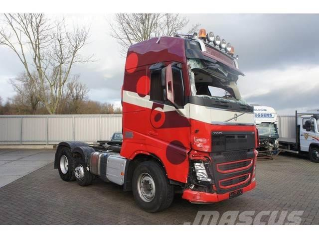 Volvo FH4-460 / GLOBETROTTER / AUTOMATIC / 6X2 / EURO-6