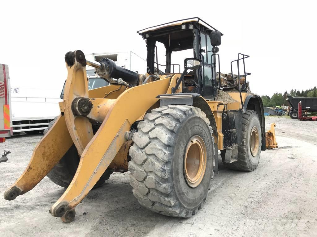 Caterpillar 972 K FOR PARTS ONLY