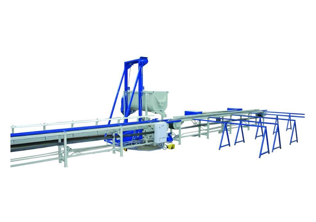 Metalika FERT Girder production line