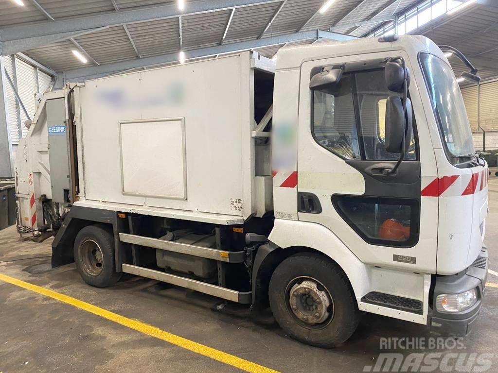 Renault Śmieciarka RENAULT Midlum 220