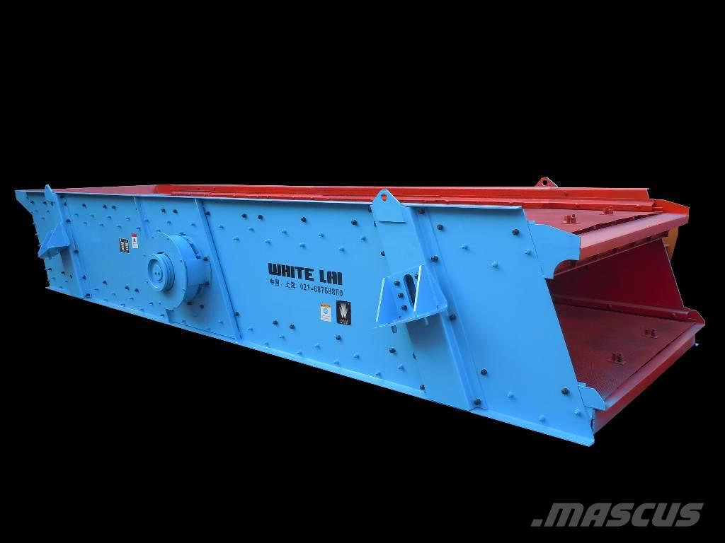 White Lai 2-Deck Vibrating Screen 2YK-1548