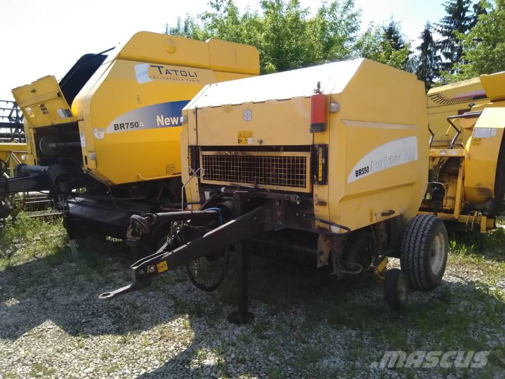 New Holland BR550