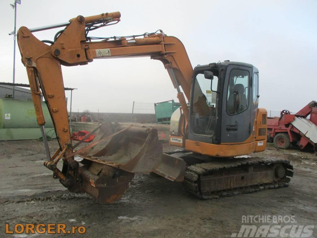 CASE CX 75 SR