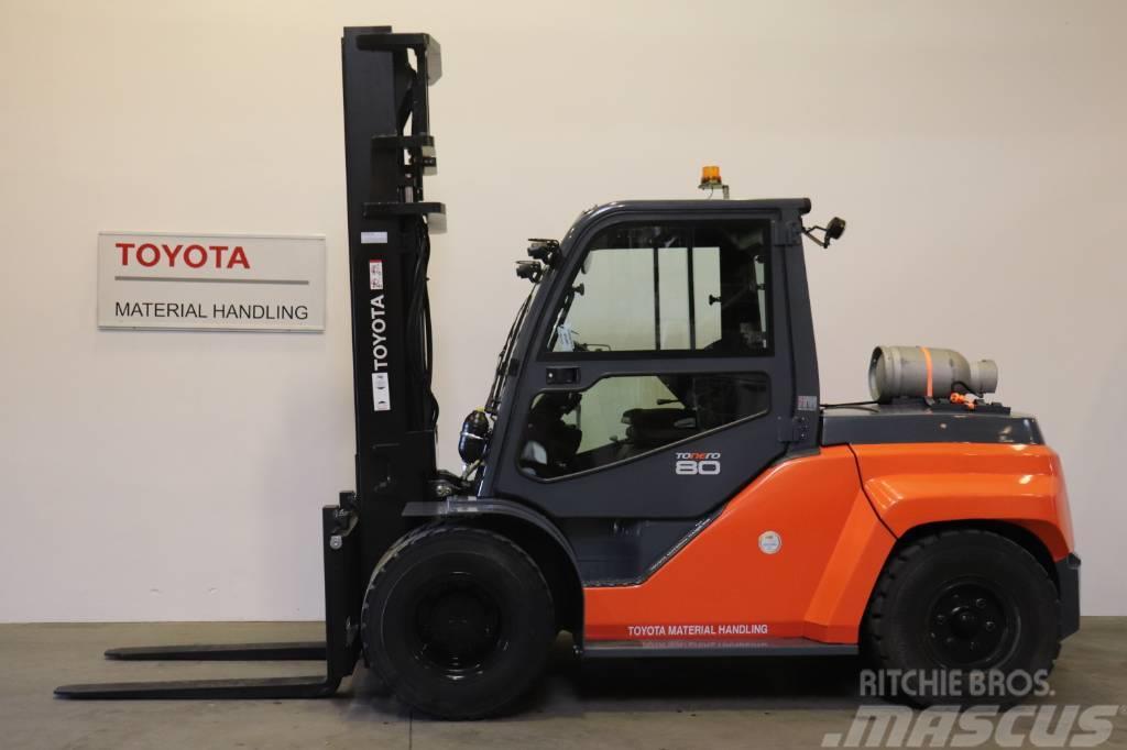 Toyota 8FG80N