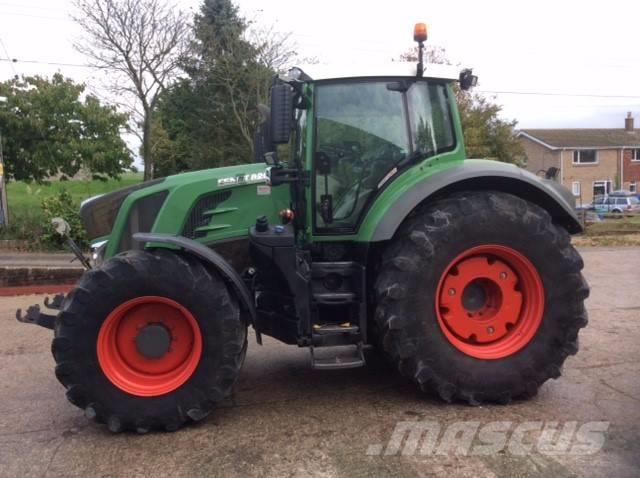 Fendt (WX64 FJV) 828 Profi Plus
