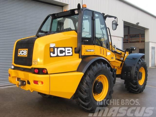 JCB TM420