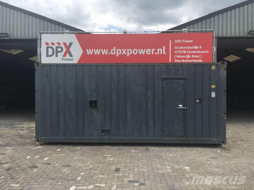 Container 20ft generator container occasion prix 8 500 for Prix container