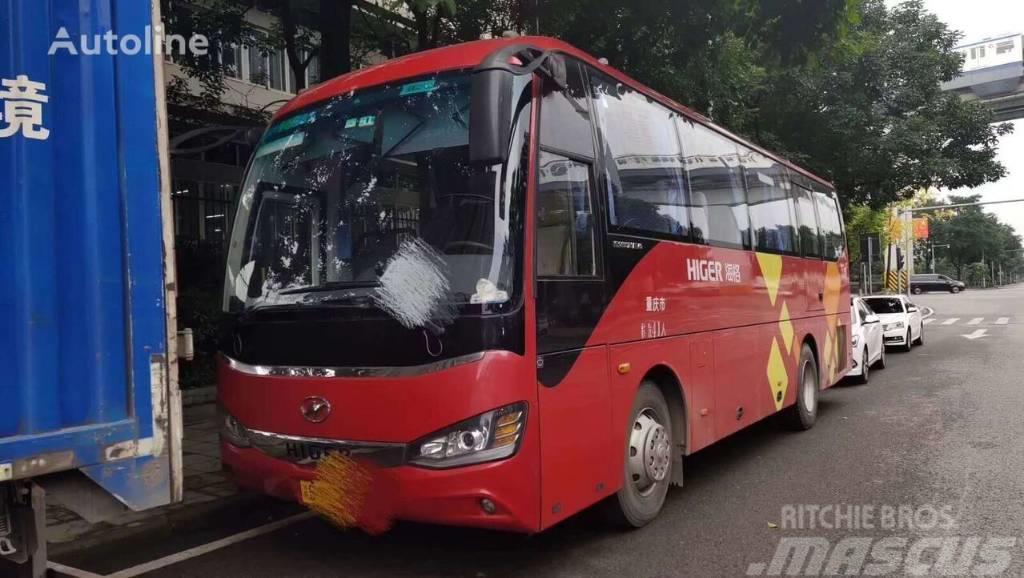 Higer Intercity bus interurban bus 2016
