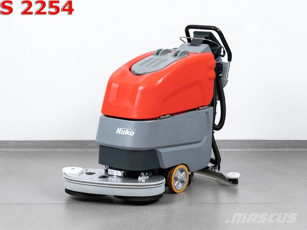 [Other] SCRUBBER DRYER HAKO B 45 CL TB650