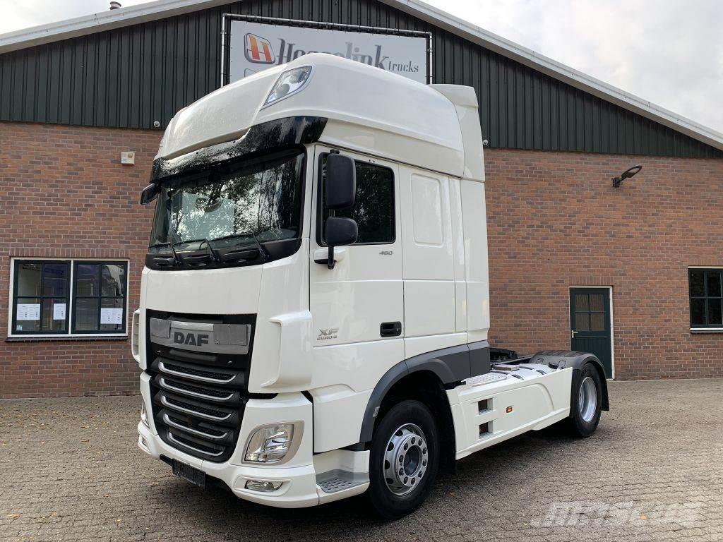 DAF XF 460 4X2 SSC Super Space 221.700KM LDW ACC - NL
