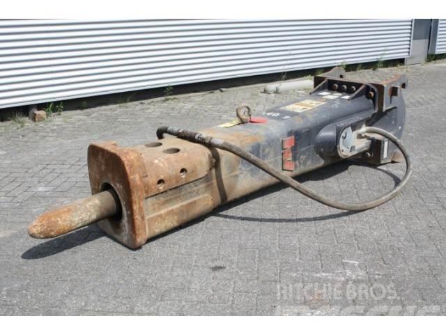 Verachtert Demolition Hammer H140Ds