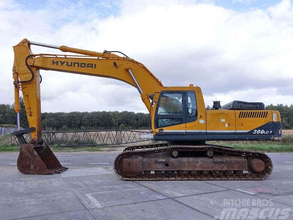 Hyundai Robex 360LC-7