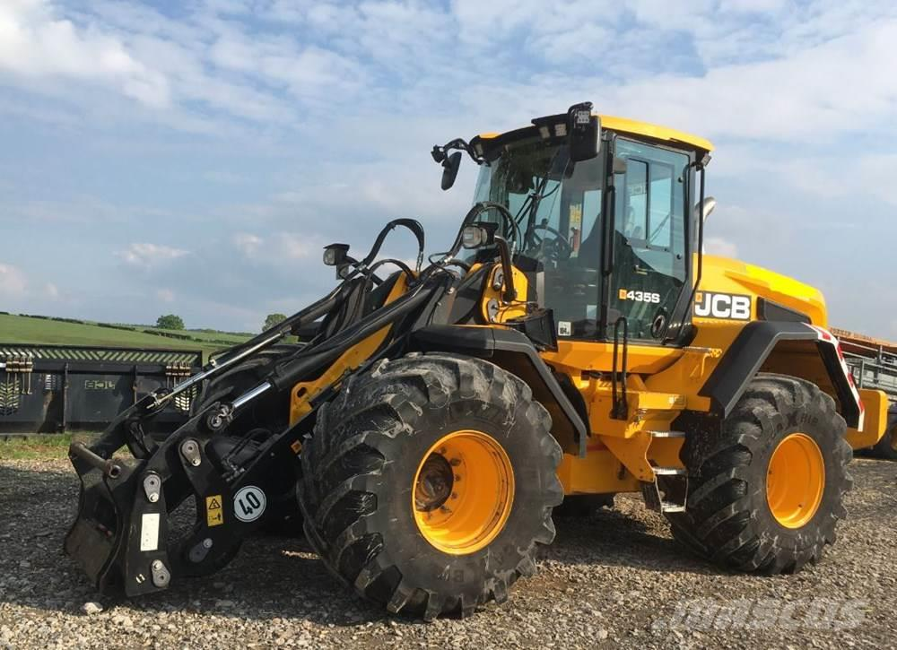 JCB Large Wheel Loaders435S