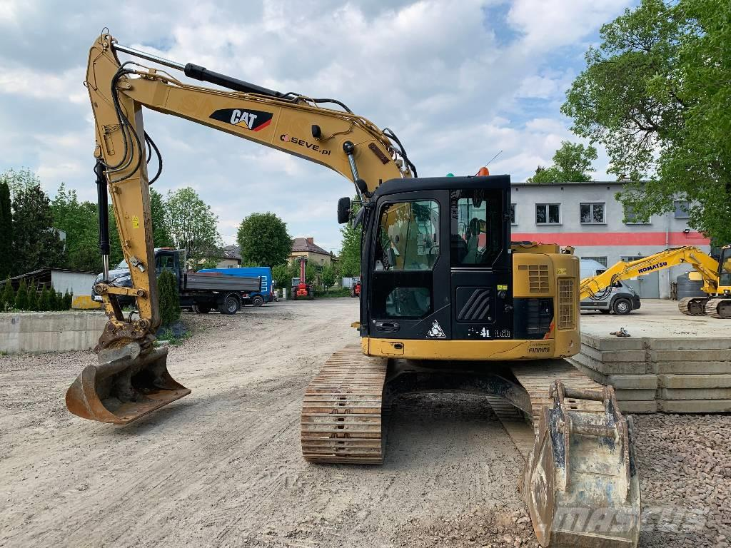 Caterpillar 314 D LCR
