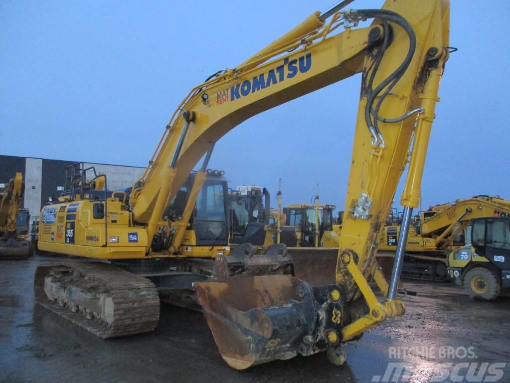 Komatsu HB 365 LC-3