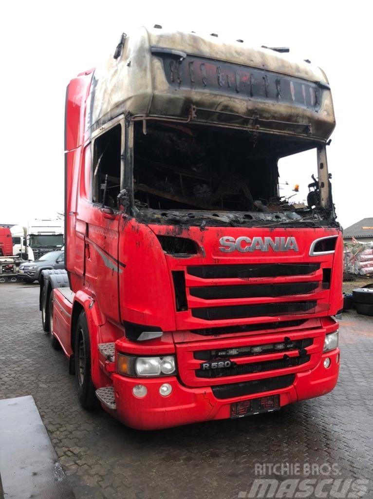 Scania R520 6X2 EURO 6