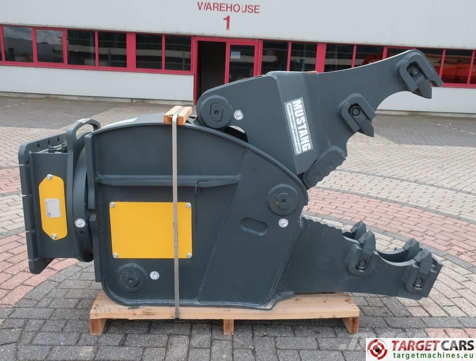 Mustang RK17 Hydr Rotation Crusher Pulverizer Shear 13~22T