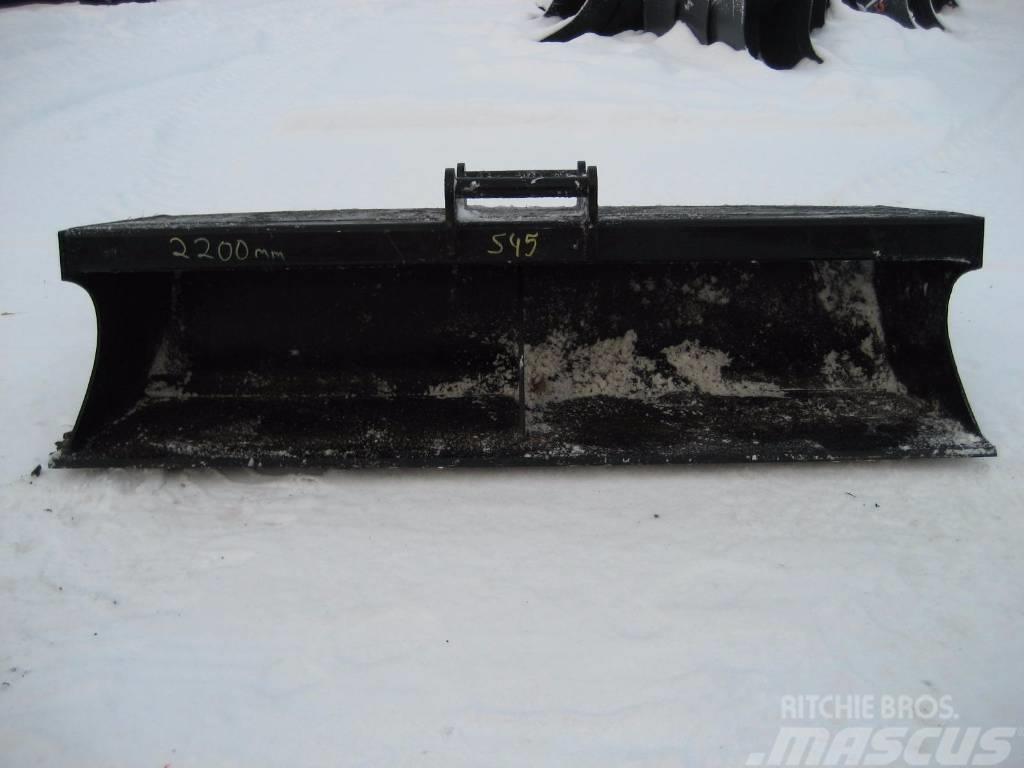 [Other] Tasauskauha 2200mm T.Rinne S45-sovitteella, 7-10tn