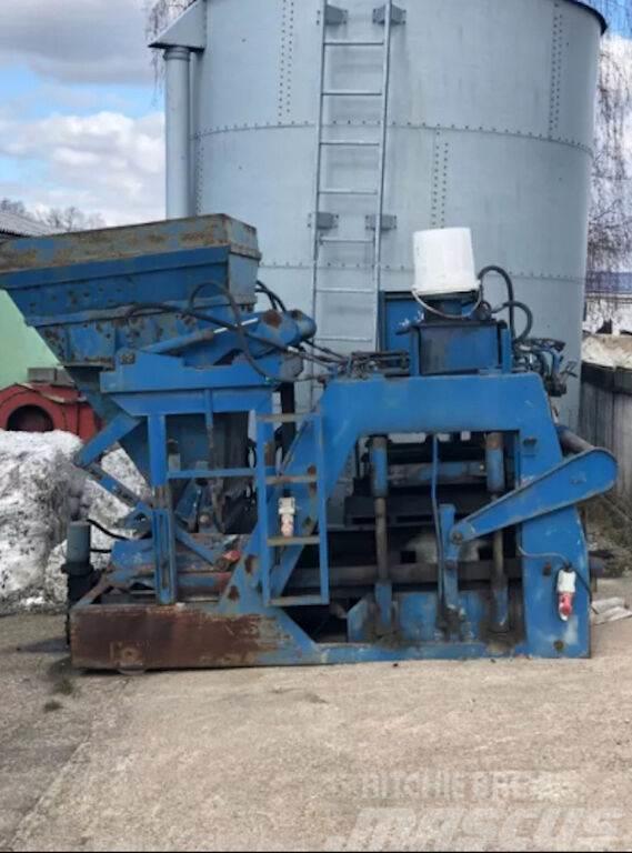 DAF Węzeł betoniarski + osprzęt / concrete plant + acc