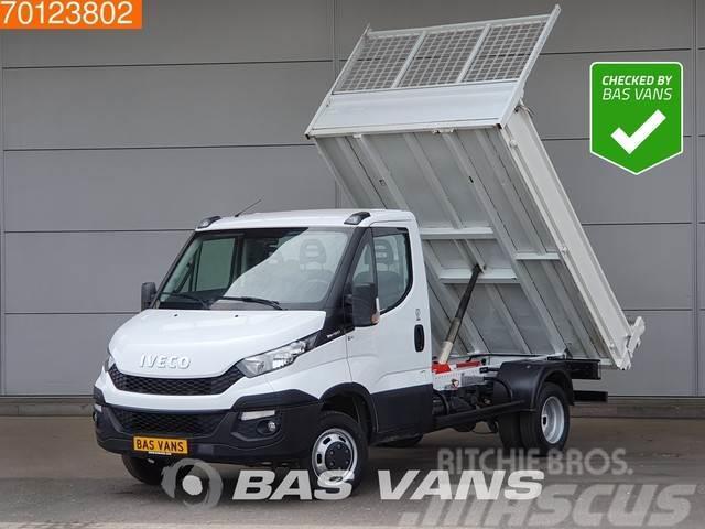 Iveco Daily 35C15 3.0 150PK Kipper 3500kg trekhaak Cruis