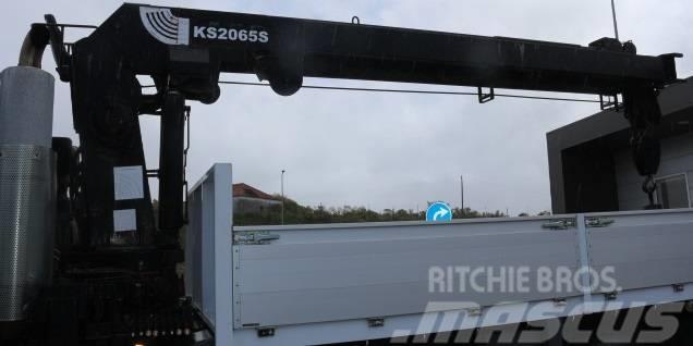[Other] Kanglim CRANE 9500mm + JIB de 4500mm