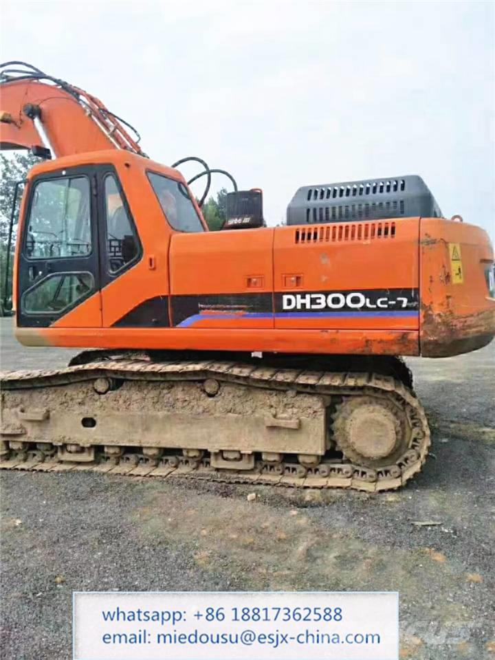 Doosan DH 300 LC-7