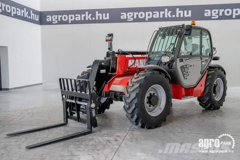 Manitou NEW MT932 Easy, 9 m lifting height, 3.200 kg lifti