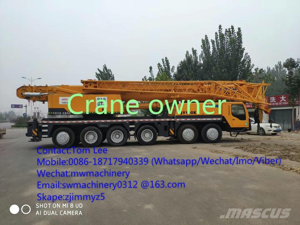XCMG QY100K