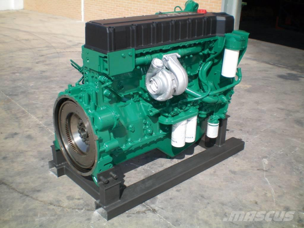 Used volvo l220e engines for sale mascus usa for Volvo motors for sale