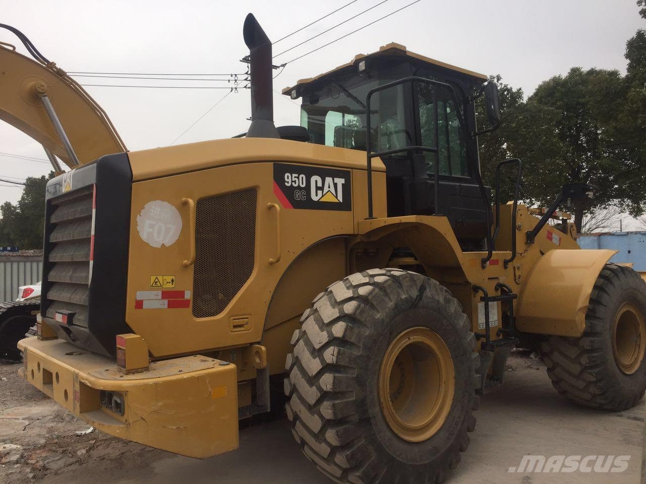 Caterpillar 950G 950GC