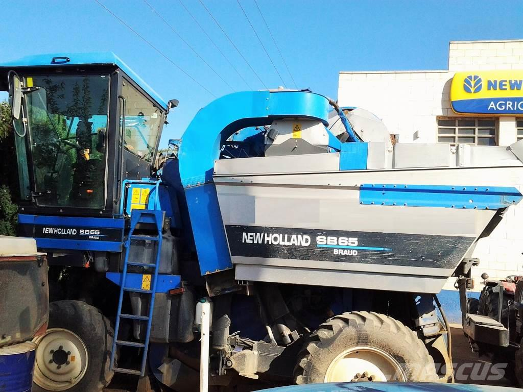 New Holland SB 65