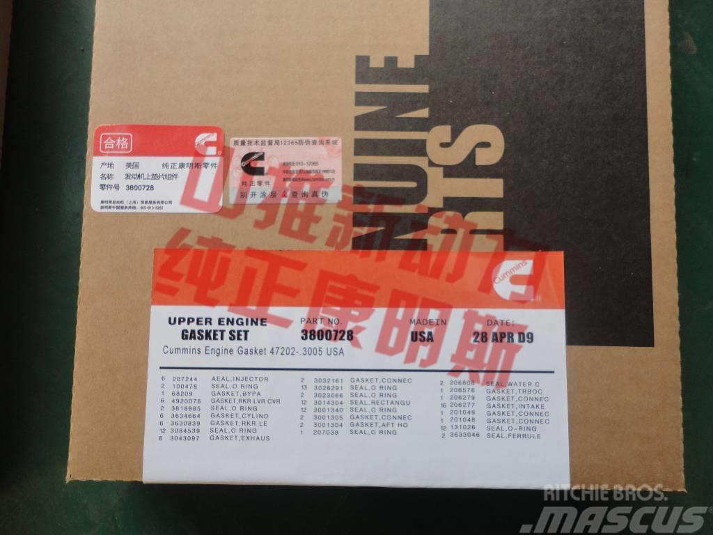 Cummins ISCE engine gasket kit 4089958, 2015, Motorer