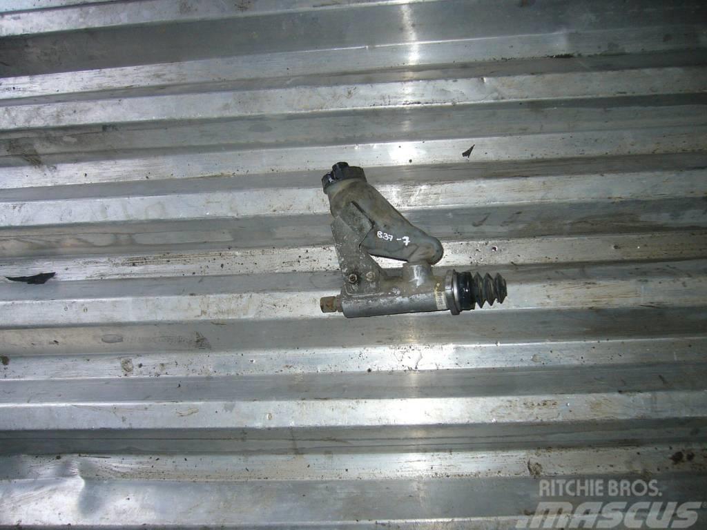 Scania 93 handbrake valve