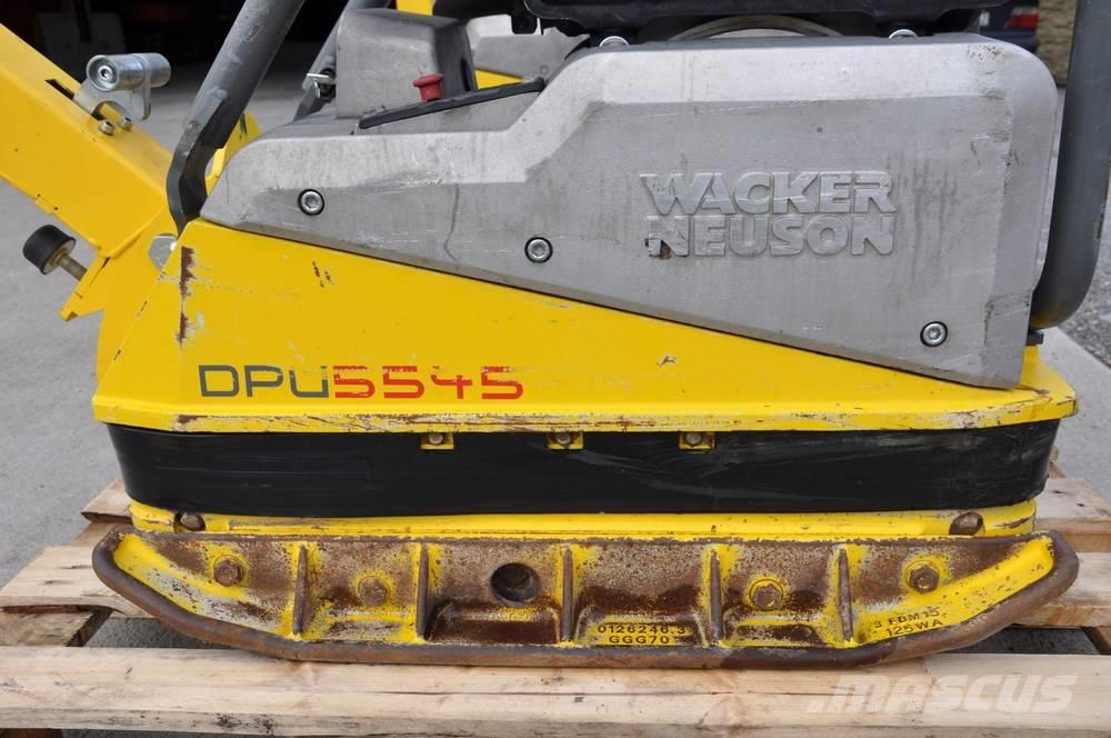 Wacker Neuson DPU5545HE