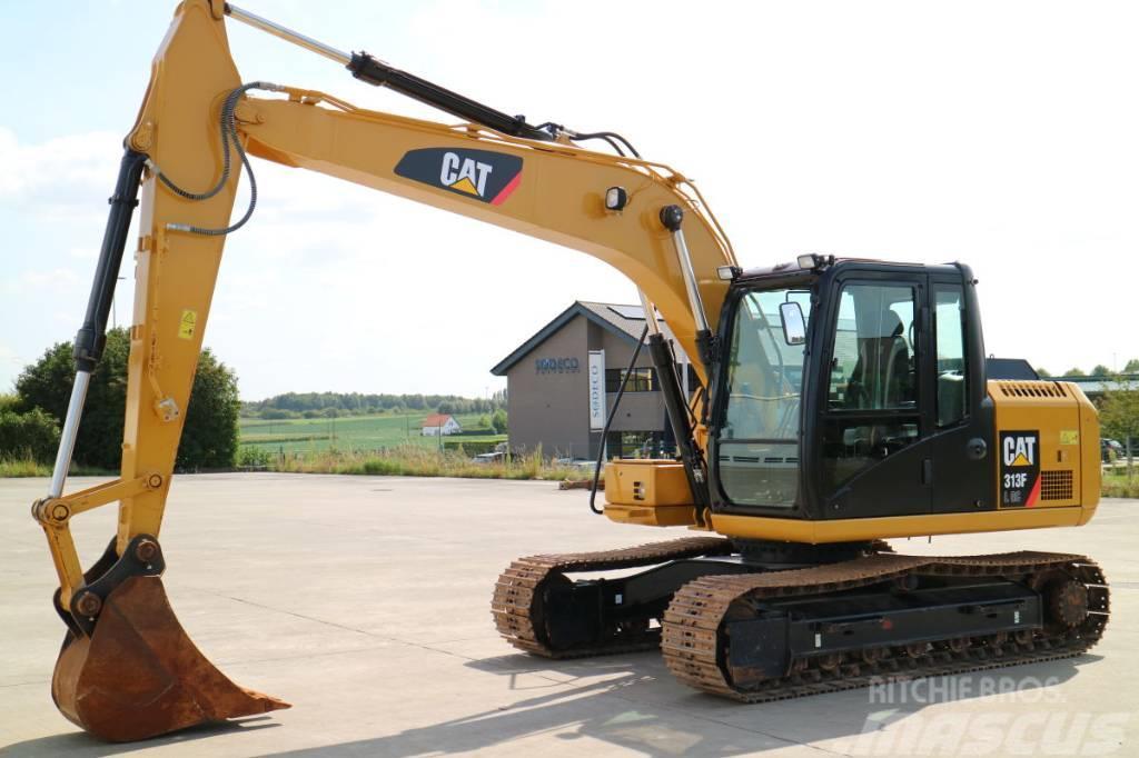 Caterpillar 313 F LGC