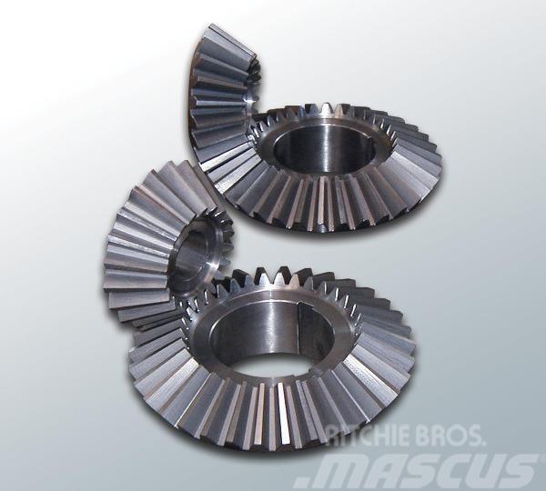 Zetor VC110 Elementi di macchine saldato boccole bulloni