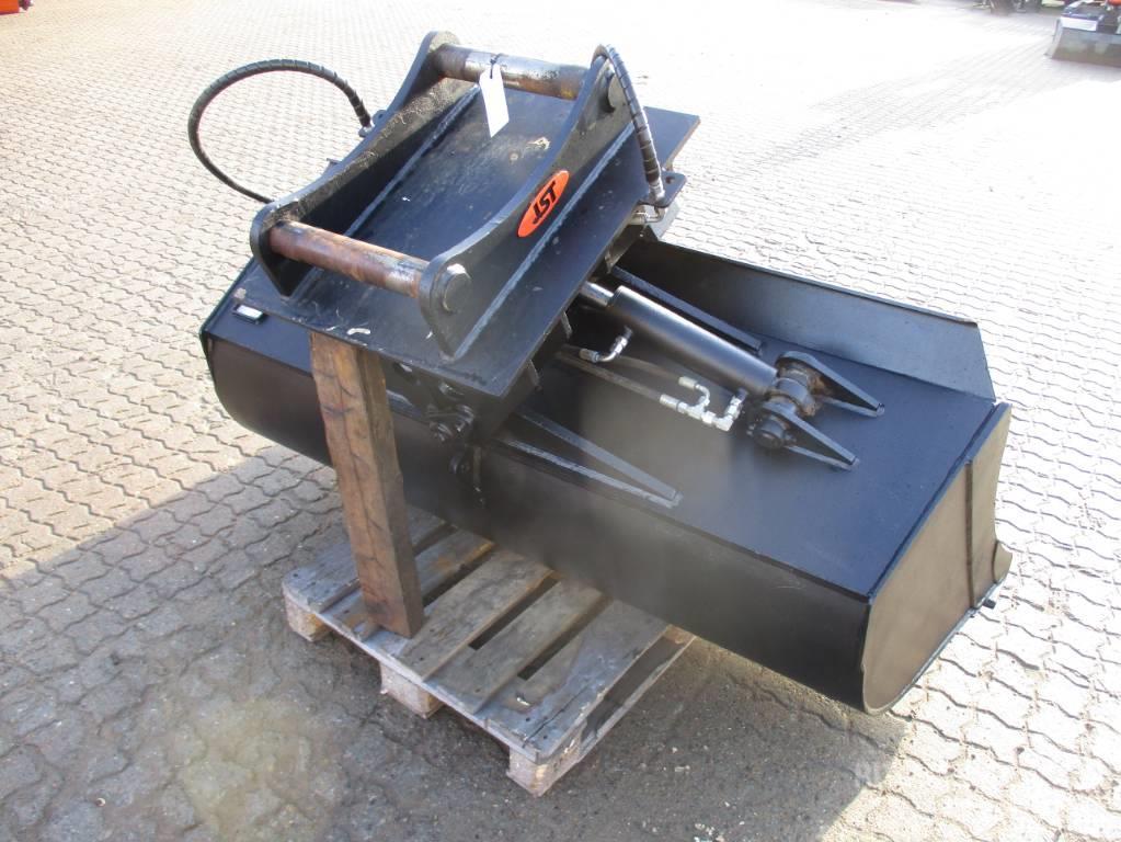 [Other] JST 200 cm kipbar planerskovl - S60