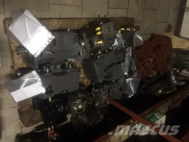 [Other] Motor A6VM80 5370503 Mecalac AX700 AX850 AX1000