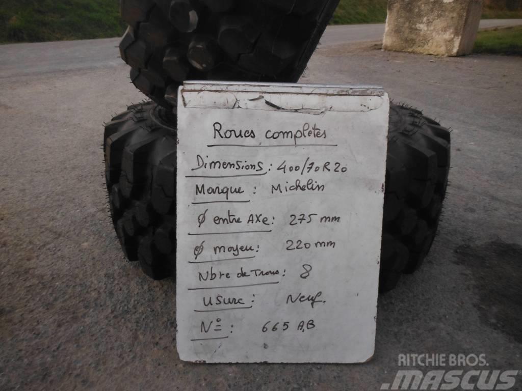 Michelin 400/70R20 665 AB